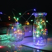 16.4ft/5M 50 LEDs Sound Activated Music String Lights