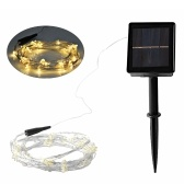 200LEDs Solar Powered Energy Weihnachtslichterkette