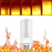 Tomshine E26 LED Flame Flickering Effect Fire Light Bulb