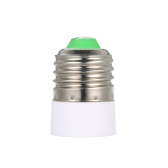 E27 to E14 Base Socket LED Light Lamp Bulb Adapter Converter Splitter