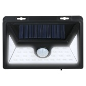 6W 34LEDs Solar Powered PIR Sensor de movimiento de luz de pared
