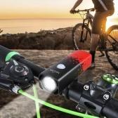 Ensemble d'éclairage avant et arrière pour vélo DEL de Tomshine