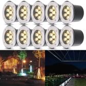 Lampa meteorologiczna Tomshine 3W o mocy 300LM