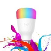 Xiaomi Yeelight YLDP06YL Smart LED Bombilla 10W RGB E26-Color Version (International version)