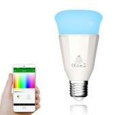 AC110-240V 9 W 31 LEDs Zigbee Conectado Lâmpada Inteligente RGBW