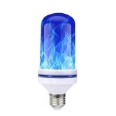 AC85-265V 6W Flame Effect Fire Light Bulb