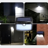 28 diod LED Split typu LED Solar Power Light