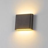 AC85-265V Lámpara de pared para gabinete de luz IP65 Resistencia al agua para pasillo Armario Armario Armario Armario