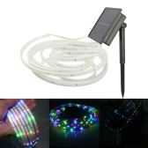 Solar Power Lamp Bar Pipe Strip String Light