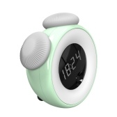 Inteligente Smart LED Clock Night Lamp
