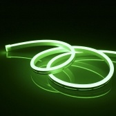 120LEDs 1M Flexible Soft LED Neon Tube Rope Strip Light Bar Lamp