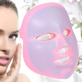 7 цветов 5 уровней Dimmable Timing PDT уход за кожей лица Home Use Photon Beauty Therapy Mask Lamp
