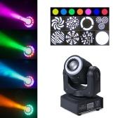 AC100-240V 55W 13 LEDs Drehbare Bühnenlampe