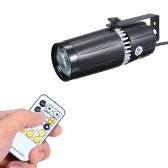 AC90-240V 6W Lámpara de Proyector Mini Spot Light