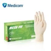 Medicom 1154B 100er Einweghandschuhe aus Nitrilkautschuk
