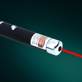 5mW Pen Shaped Single Point LED Red Laser Beam Pointer