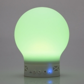 Smart Tiger  Wireless Bluetooth Musik Lautsprecher Sound-Box Magic Lamp Picker Multicolor ändern LED Lichter Farbunterstützung Freisprech-Aufruf für iPhone Samsung