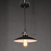 Metal Lixada recordó colgante lámpara E27 Loft país Retro Vintage para sala dormitorio Living sala con cable de 1,2 m