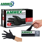 AMMEX 100pcs Disposable Gloves