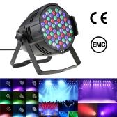 Lampa Lixada 80W 54 LEDs RGBW PAR do mycia scen