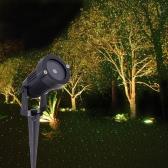 Sky Star Эффект лужайки украшение лампы Свет этапа для партии украшения Рождественский фестиваль