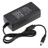 DC 12V 5A Power Supply Adapter AC100-240V to DC 12V Transformer Power Supply For 12V 5050 LED Strip Lights US/UK/EU Plug 60 Watt Max