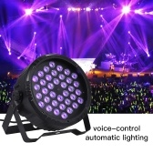 UV Light Effect Par Light Stage Lights Lamp with Wireless Remote Control