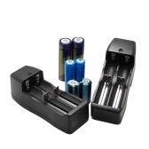 AC110-240V 2.1W 2 слота Зарядное устройство