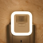 AC110-240V LED Plug-in Motion Sensor Light
