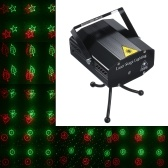AC110-240V LEDs Lasering Stage Light with Tripod