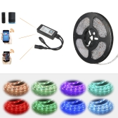 5M 300LEDs RGB APP WIFI Smart IR24 Keys Пульт дистанционного управления Lighting Strip