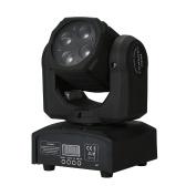 AC110-240V 80W RGBW 4in1 светодиодный луч