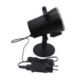 Анимированная проекционная лампа Stage Light Snow Film Projector