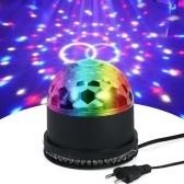 Lumière de boule disco AC110V ~ 220V RVB LED