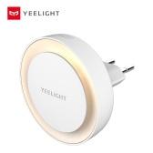 Yeelight YLYD10YL Вставные светодиоды Ночной свет Теплый белый Энергосберегающий датчик освещения для гостиной Спальня Прихожая Лестница