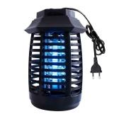 Repelente de mosquitos Killer LED eléctrico de luz UV Lámpara sin humo para matar insectos sin olor
