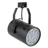 15W LED COB Track Rail Light Spotlight Adjustable for Mall Exhibition Office Use AC85-265V