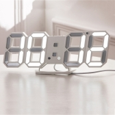 Practical Digital LED Clock Alarm Table Night Wall Watch