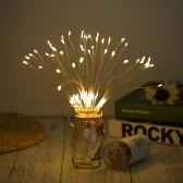 120LEDs Декоративные струнные огни Bouquet Shape Люстры Fairy Light