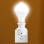 AC85-265V 7W E27 PIR Motion Sensor Light Lamp Bulb