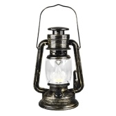 Retro Barn Lantern Outdoor Portable Tent Lamp Rechargeable Led Emergency Light