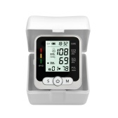 Automatic Wrist Blood Pressure Monitor, Digital Blood Pressure Machine