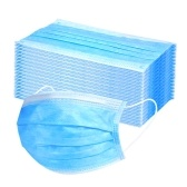 50PCS Disposable Face Cover