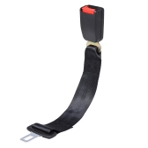 "Universal Seat Belt Extender Click-in Vehicle Car Safety Cinturón de seguridad Clip de extensión Hebilla 0.82 ""(22 mm) Tongue"