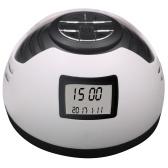 Baby-Schlaf-Beruhigungssauger-Maschinen-weißes Geräusch mit 8 beruhigenden Klängen Timer-Wecker für Innenministerium-Reise