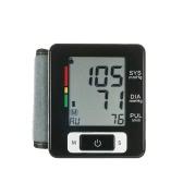 AlphaMed Clinical LCD Monitor de pressão arterial de pulso automático
