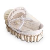 Wielofunkcyjny przenośny łóżeczko kołyska dla dziecka Łóżko dla noworodka śpiący koszyk Szopka