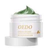 Очищающая маска для лица с зеленой фасолью OEDO