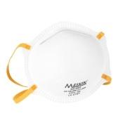 20шт FFP2 Cup Type 3-слойные маски Пылезащитная дышащая маска для лица Респиратор Многофункциональная нетканая маска без дыхательного клапана