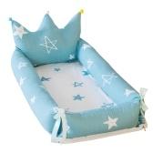 Cuna Crown para cama